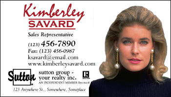 Business card styles for sutton group real estate agents sutton group 1001 sutton group 1001 reheart Image collections