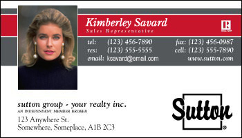 Business card styles for sutton group real estate agents sutton group 1014 sutton group 1014 reheart Image collections