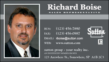 Business card styles for sutton group real estate agents sutton group 1018 sutton group 1018 reheart Image collections